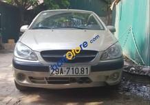 Cần bán lại xe Hyundai Getz năm 2010, nhập khẩu nguyên chiếc số sàn, giá chỉ 213 triệu