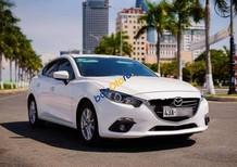 Cần bán Mazda 3 1.5G sản xuất năm 2015, màu trắng, nhập khẩu đã đi 62.379 km, giá tốt