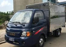 Xe tải JAC 1T49 thùng dài 3M2, máy isuzu trả trước 50tr nhận xe