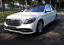Mercedes-Benz S450L 2021 qua sử dụng chính hãng, 30 km, giá tốt cuối năm
