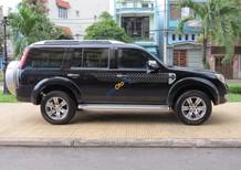 Bán Ford Everest sản xuất năm 2010, màu đen, xe nhập số tự động, giá chỉ 445 triệu