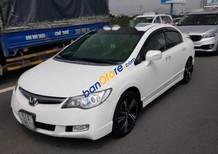 Cần bán lại xe Honda Civic 2.0AT sản xuất 2007, màu trắng, giá 310tr
