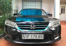 Cần bán gấp Honda Accord năm sản xuất 2014, màu đen, xe nhập