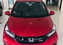 HN Honda Brio RS 2021, nhập khẩu nguyên chiếc, tặng tiền mặt và phụ kiện