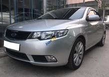 Xe Kia Cerato sản xuất năm 2010, màu bạc, nhập khẩu nguyên chiếc