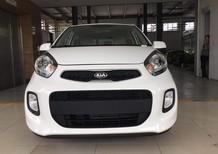 Cần bán xe Kia Morning AT, màu trắng, 339 triệu, đủ màu sẵn xe