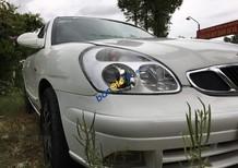 Bán xe Daewoo Nubira sản xuất 2002, màu trắng, xe nhập