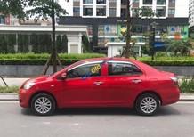 Bán xe Toyota Vios E sản xuất 2011, màu đỏ