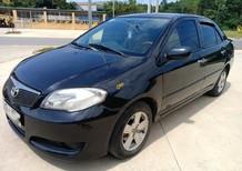 Bán xe Toyota Vios đời 2006, màu đen, xe gia đình đang sử dụng