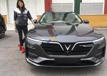 Cần bán VinFast LUX SA2.0 sản xuất 2019, màu xám, xe nhập