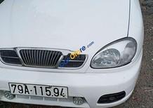 Cần bán lại xe Daewoo Lanos sản xuất 2002, màu trắng, nhập khẩu