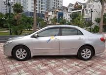 Cần bán gấp Toyota Corolla altis 1.8AT sản xuất 2012, màu bạc số tự động
