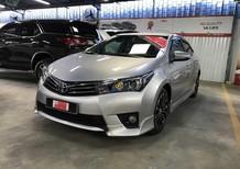 Cần bán lại xe Toyota Corolla altis năm sản xuất 2016, màu bạc