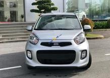 Bán xe Kia Morning Standard MT sản xuất 2019, màu bạc, 299tr