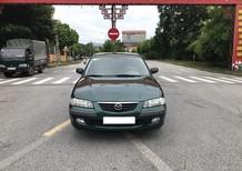 Bán xe Mazda 626 2.0MT 2001, màu xanh lục
