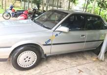 Cần bán lại xe Toyota Camry sản xuất năm 1991, màu bạc, xe nhập