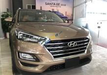 Bán xe Hyundai Tucson 2.0 AT sản xuất 2019, màu vàng