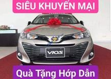 Bán ô tô Toyota Vios G sản xuất 2019, màu vàng