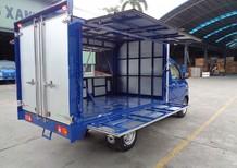 Xe tải kenbo thùng cánh dơi bán hàng lưu động, bán hàng rong, hỗ trợ trả góp