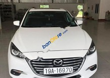 Cần bán lại xe Mazda 3 1.5 AT sản xuất năm 2017, màu trắng