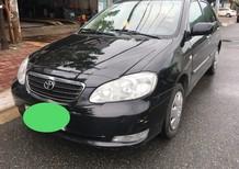 Bán Toyota Corolla Altis 1.3G đời 2002 số sàn, màu đen