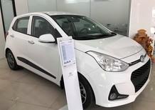 Bán Hyundai Grand i10 sản xuất 2019, màu trắng giá cạnh tranh