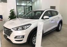 Bán ô tô Hyundai Tucson năm sản xuất 2019, màu trắng