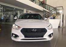 Bán ô tô Hyundai Accent năm sản xuất 2020, màu trắng, 425tr