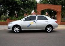 Cần bán lại xe Toyota Vios năm sản xuất 2005, màu bạc còn mới, 178 triệu