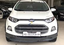 Cần bán lại xe Ford EcoSport Titanium 1.5 AT năm sản xuất 2015, màu trắng