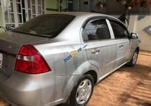 Cần bán Daewoo Gentra năm sản xuất 2008, màu bạc