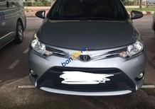Bán Toyota Vios sản xuất năm 2016, màu bạc