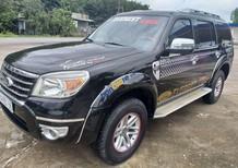 Bán gấp Ford Everest năm sản xuất 2009, màu đen