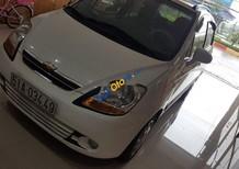 Bán xe Chevrolet Spark năm sản xuất 2008, màu trắng số tự động