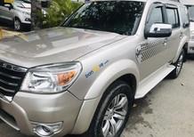 Xe Ford Everest 2.5 L AT năm sản xuất 2012, màu vàng số tự động