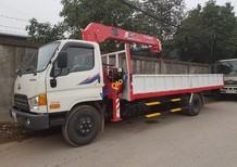 Bán xe tải gắn cẩu Hyundai Mighty sản xuất năm 2018, hoàn toàn mới