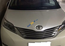Cần bán gấp Toyota Sienna sản xuất năm 2014, màu trắng