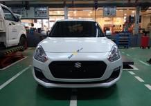 Bán Suzuki Swift GL AT năm sản xuất 2019, màu trắng, xe nhập