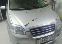 Xe Daewoo Gentra năm 2009, màu bạc, 178 triệu