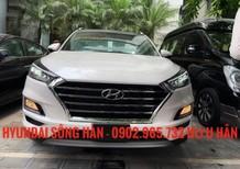 Cần bán Hyundai Tucson 2019, màu trắng, nhập khẩu nguyên chiếc giá cạnh tranh, LH: Hữu Hân 0902 965 732