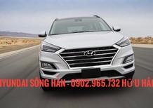Hyundai Đà Nẵng bán Hyundai Tucson sản xuất năm 2019, màu trắng, LH: Hữu Hân 0902 965 732