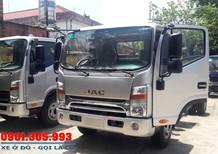 Xe tải 6t5 nhãn hiệu JAC máy đức nhập khẩu, giá rẻ tại Bình Dương