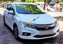 Bán xe Honda City TOP sản xuất 2017, màu trắng giá cạnh tranh