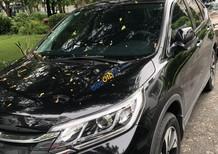 Cần bán xe Honda CR V 2.4AT sản xuất năm 2016, màu đen