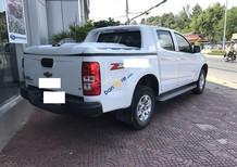 Cần bán xe Chevrolet Colorado 2.5LT 4x2 MT năm 2017, màu trắng, nhập khẩu nguyên chiếc số sàn