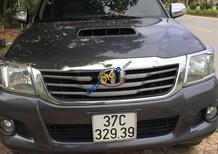 Bán Toyota Hilux sản xuất năm 2013, màu xám, giá chỉ 500 triệu