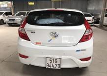 Cần bán Hyundai Accent HB 1.4AT năm 2015, màu trắng, xe nhập số tự động