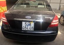 Bán Ford Mondeo năm 2005, màu đen, xe nhập số tự động, giá chỉ 195 triệu