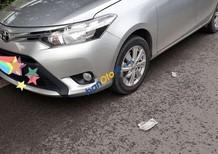 Bán xe Toyota Vios năm sản xuất 2017, màu bạc giá cạnh tranh