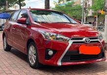 Cần bán Toyota Yaris 1.3AT sản xuất 2014, màu đỏ, xe nhập